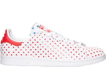innovative design 3e99c 9d99d Lifestyle Deals  Pharrell x adidas Stan Smith  Small Polka Dot  Pack ...