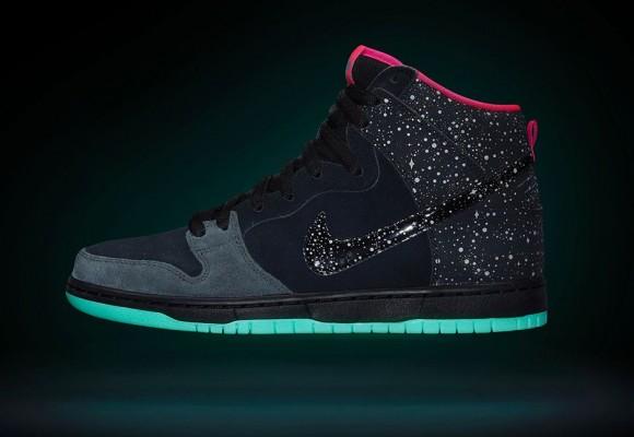 14a4f53b1d38 Premier x Nike SB Dunk High Premium  Northern Lights  – Available ...