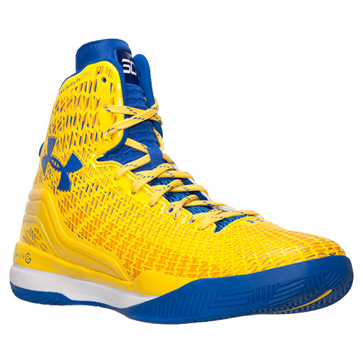 304021e79ce4 Under Armour ClutchFit Drive Stephen Curry Yellow PE - New Images + ...