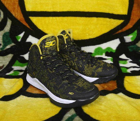 Under Armour Curry 1 - More Images 1