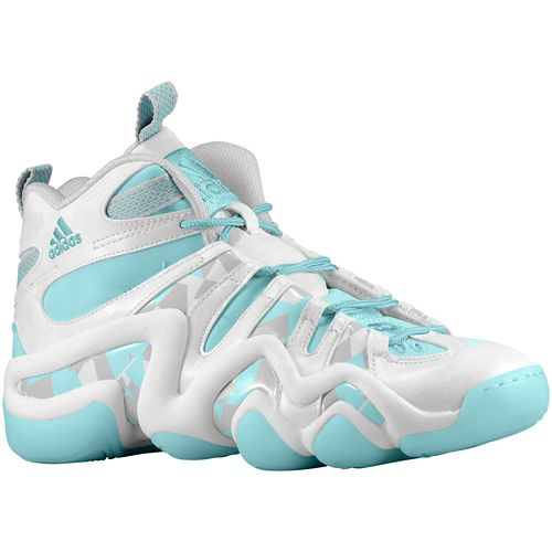 low cost 73296 35d21 adidas Crazy 8 White Frost Mint 1