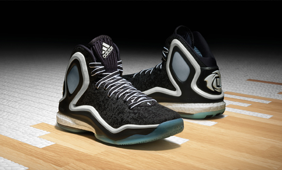 Adidas 'Chicago D rose 5 Boost 'Chicago Adidas ICE' y 'los Blues' oficial mira 6551f3
