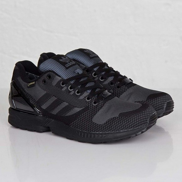 adidas ZX Flux 'Blackout' Available Now WearTesters