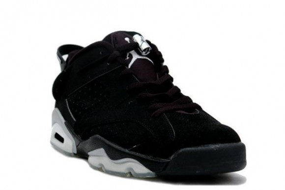 911eba66180 Air Jordan 6 Retro Low Black/ Metallic Silver Set to Return in 2015 ...