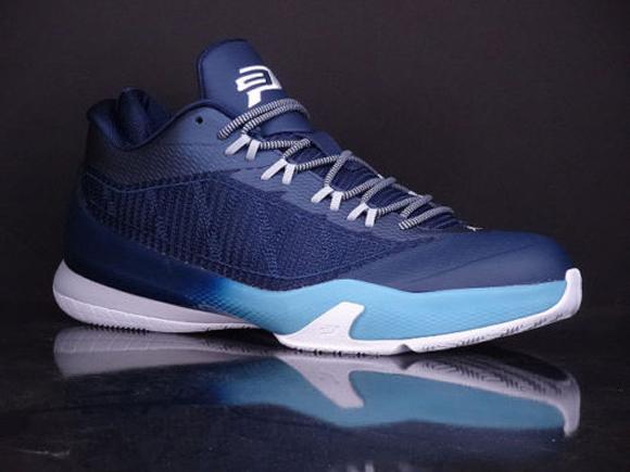 683c8db68bfe23 Jordan CP3.VIII Midnight Navy  Legend Blue - WearTesters