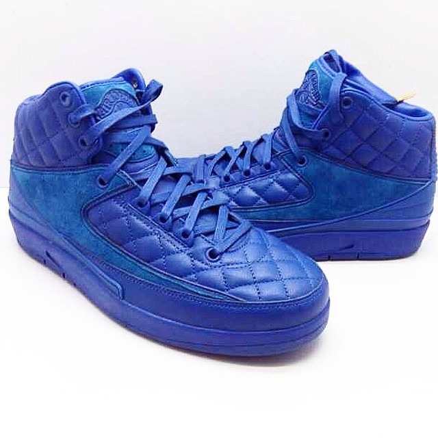 a76fe2716d67 Just Don x Air Jordan 2 Retro - Another Look - WearTesters