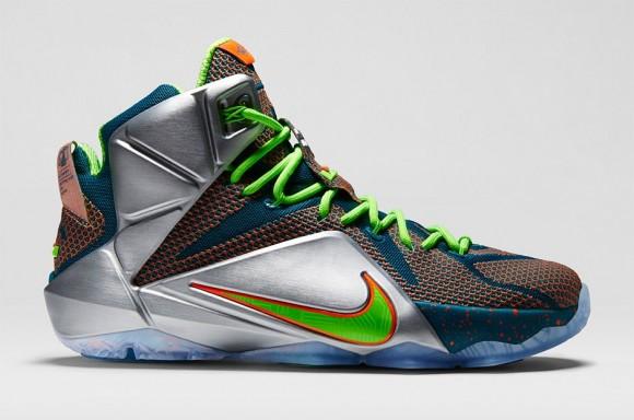 Performance Deals  Nike LeBron 12  Trillion Dollar Man  - WearTesters 0bbbfe845c