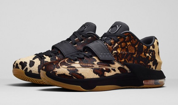 057ad75be01 Nike KD 7 EXT  Longhorn State  - Official Look + Release Info ...