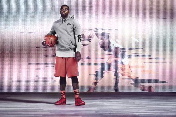 best service 7aa35 bf2e9 Nike Welcomes Kyrie Irving to its Esteemed Signature Athlete Family-21