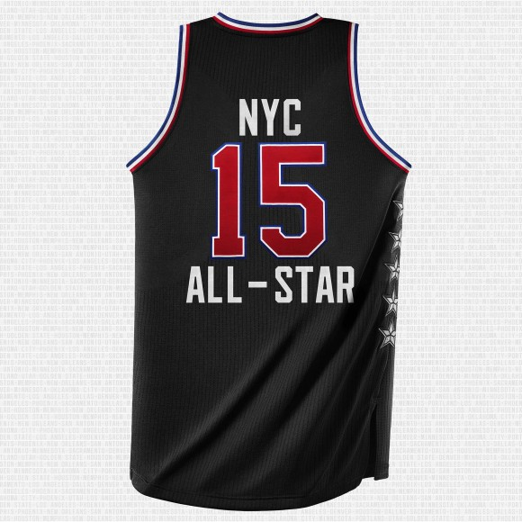adidas NBA All-Star Jersey West Back (2) - WearTesters 8901cf691