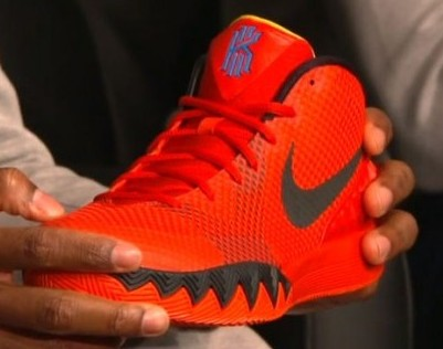 8443adf39ee3 Nike Kyrie 1 Officially Unveiled - WearTesters