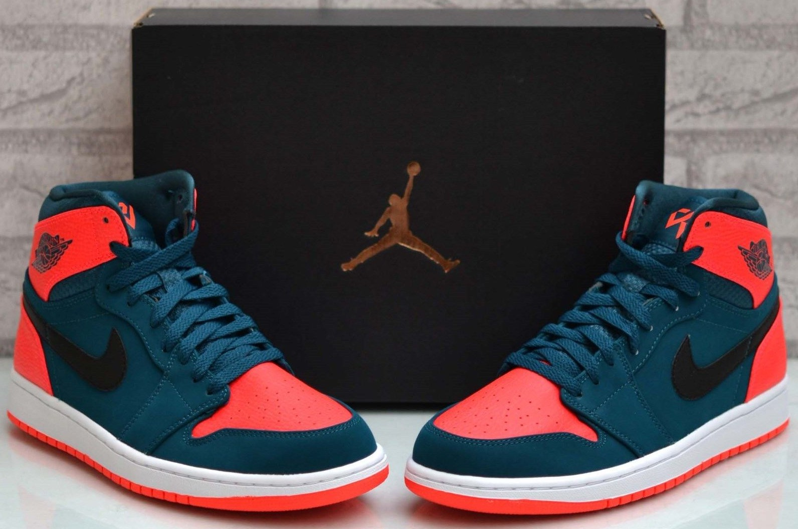 2fff849a76c Air Jordan 1 Retro High  Russell Westbrook  – Another Look - WearTesters