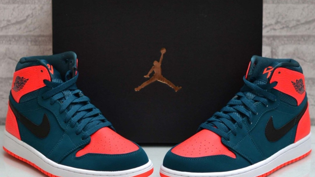 2b796d3e678591 Air Jordan 1 Retro High  Russell Westbrook  – Another Look - WearTesters
