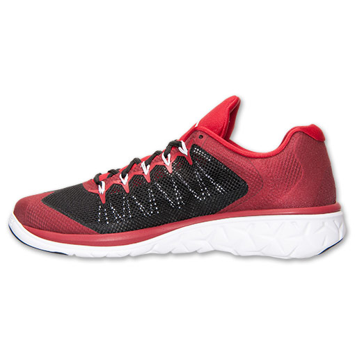 Jordan Flight Runner 2 Black  Gym Red - WearTesters 4a7248943