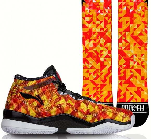 Li-Ning Way of Wade 3 'Daz Fuego' - Available Now 3