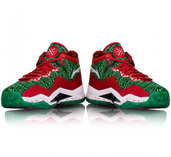 Li-Ning Way of Wade 3 LE 'Christmas' - Available Now 2