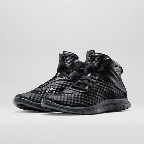 premium selection 4c12d dc7e5 Nike Free Hypervenom Mid  Blackout  - Available ...