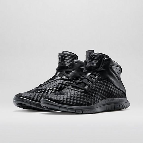 premium selection ff14b 95eb2 Nike Free Hypervenom Mid  Blackout  - Available ...