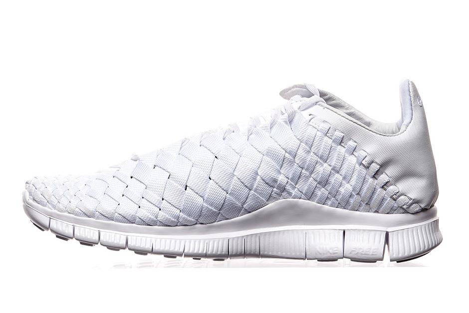 online retailer 1b50c e009a ... Nike Free Inneva Woven Tech SP  Whiteout  - Available ...