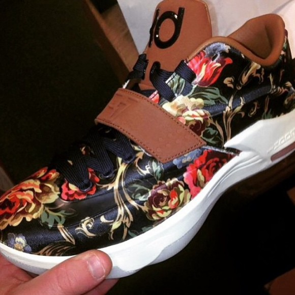 fa257c52830 Nike KD 7 EXT  Floral  - First Look - WearTesters