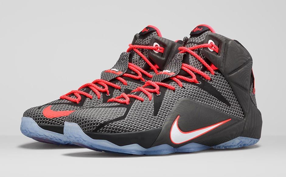 new product af191 92ab9 Nike LeBron 12  Court Vision  - Official Look + Release Information-2
