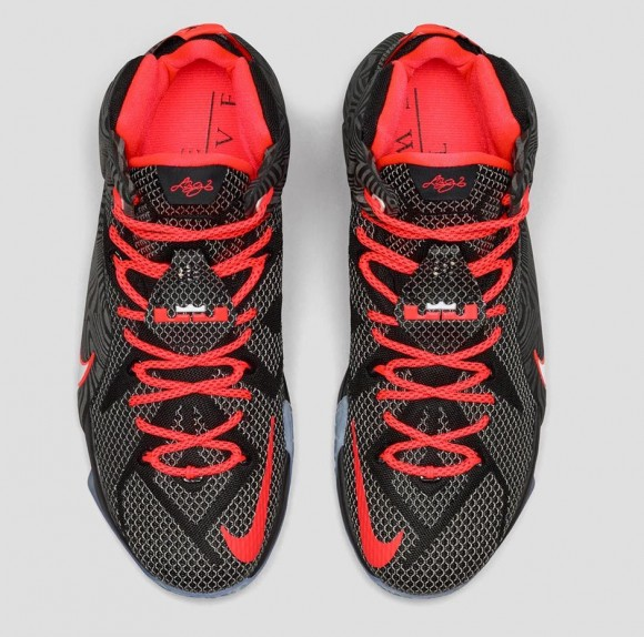 cheap for discount 5871f b91f9 ... Nike LeBron 12  Court Vision  - Official Look + Release ...