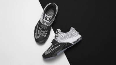meet cec58 fdb7e Nike KD 7  Black History Month  – Links Available Now. The 2015 BHM  rendition of Kevin Durant s latest signature sneaker ...
