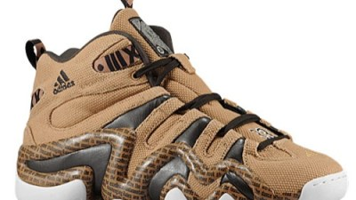 best sneakers 04a00 fe842 adidas Crazy 8 Black History Month – Available Now