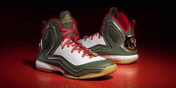 sale retailer 3a756 1a3e2 adidas D Rose 5 Boost Year of the Goat - Available Now - Wea