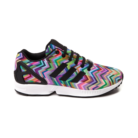 bff8eaa9ed6 adidas ZX Flux 'Multicolor Chevron' - Available Now - WearTesters