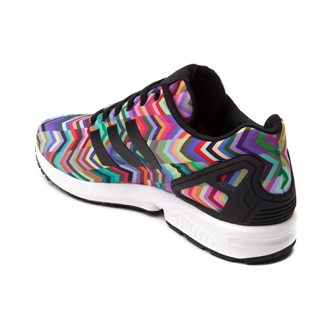 size 40 37651 daaba ... adidas ZX Flux Multicolor Chevron - Available Now2 ...