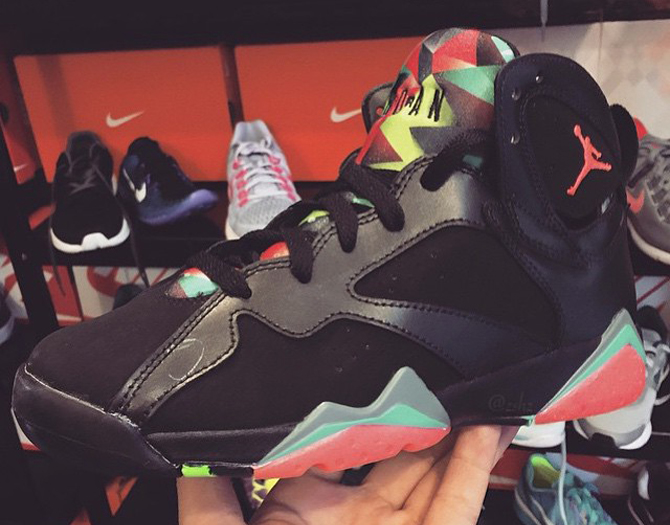 online retailer 62800 bf963 Air Jordan 7 Retro  Marvin the Martian  - Another Look - WearTesters