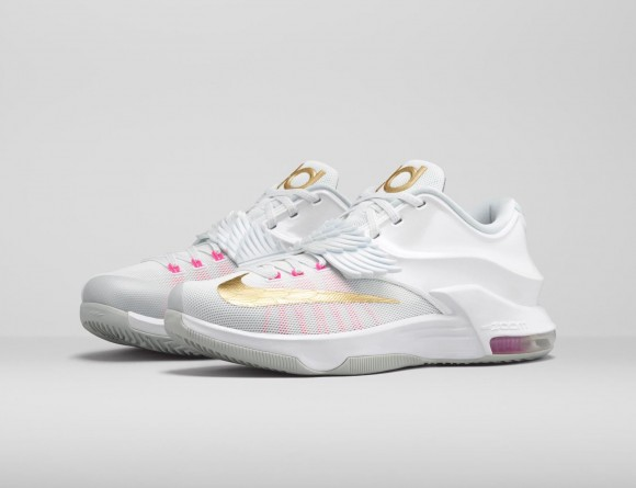 huge discount ffd41 bc4d0 A Closer Look at the Inspiration Behind the Nike KD 7  Aunt Pearl -