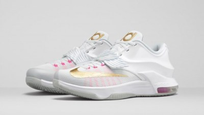 8c5b8aefe7378 Nike KD 7 'Aunt Pearl' – Links Available Now
