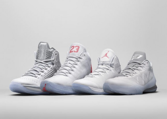 d97fa73a2dfc1e Jordan Brand Unveils Player Exclusives For All-Star - WearTesters