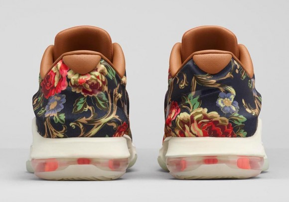 68288695a7f9 Nike KD 7 EXT  Floral  - Release Reminder w  Links - WearTesters