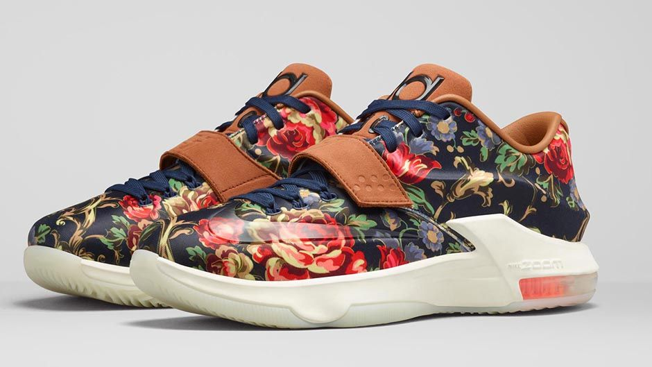 official photos 4eadb 45cd7 KD 7 EXT  Floral  - Release Information-4