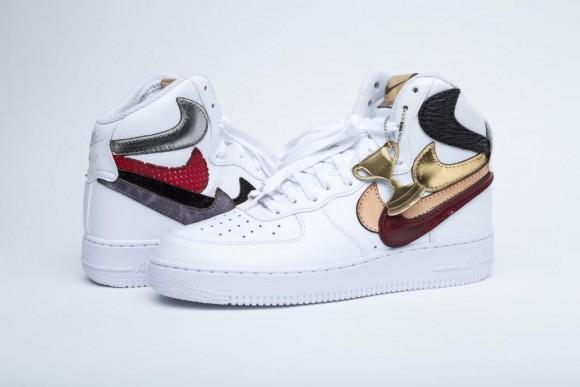 Nike Air Force 1 High  Misplaced Checks  - Release Reminder ... b656b2f10