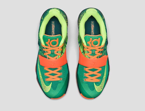 the best attitude 98797 adf83 ... Nike KD 7  Weatherman  Officially Unveiled + Release ...