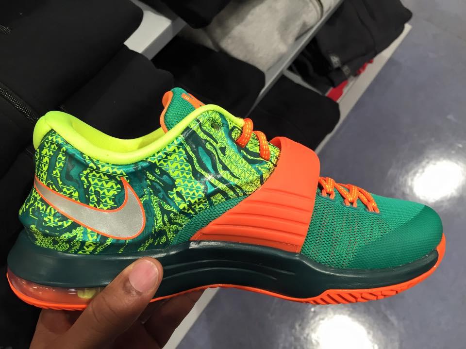 cheap for discount 720f1 59fd4 Nike KD 7  Weatherman  Nike KD 7   ...