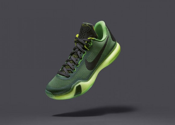 buy online b4e9a fed09 Nike Kobe X  Vino  is Officially Unveiled ...