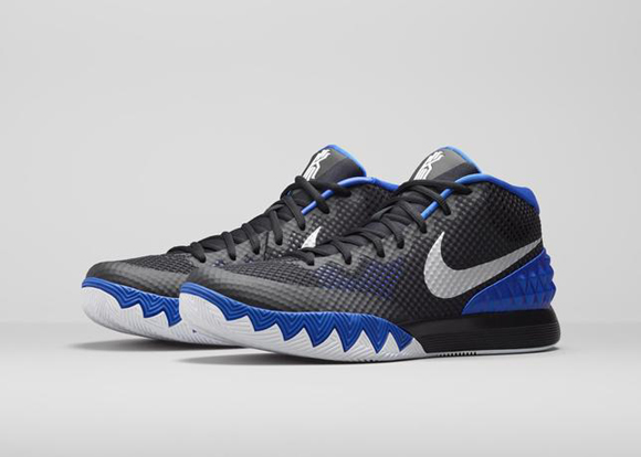 f21103adc5f4 Nike Kyrie 1  Brotherhood  Pays Homage to Duke - WearTesters