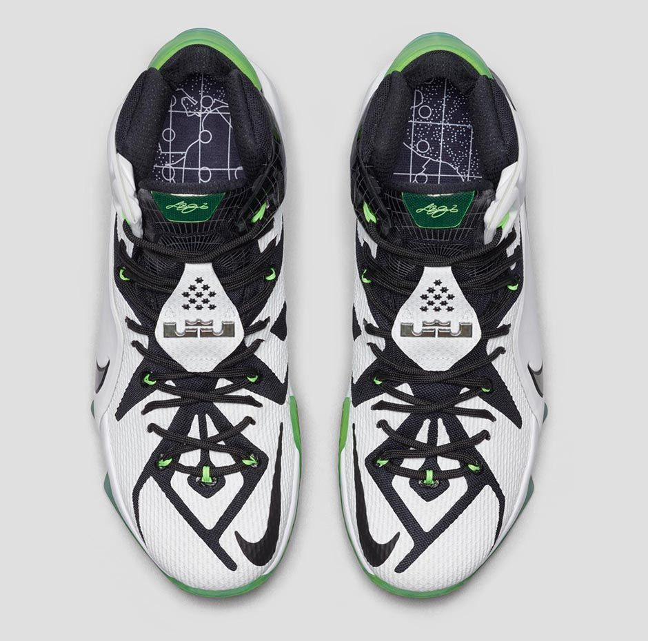 1d7878b7fb94 Nike LeBron 12  All-Star  Zoom City  - Links Available Now - WearTesters