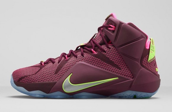 9706d0c9c3d4f ... Nike LeBron 12  Double Helix  - Detailed Look + Release Info 2 ...