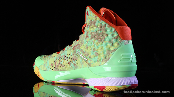 Under Armour Curry One 'Candy Reign' - Up Close & Personal 4
