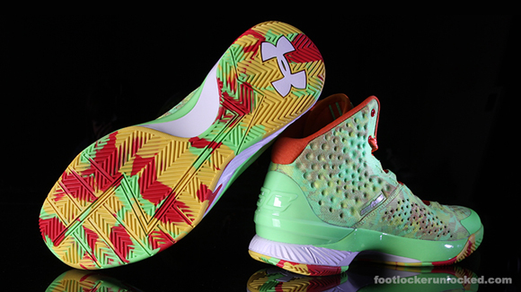 Under Armour Curry One 'Candy Reign' - Up Close & Personal 5
