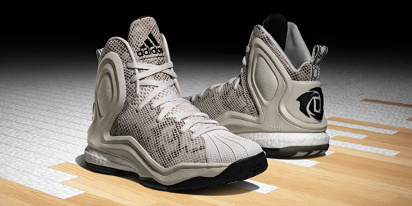 adidas D Rose 5 Boost 'Superstar' - Official Look + Release Info 1