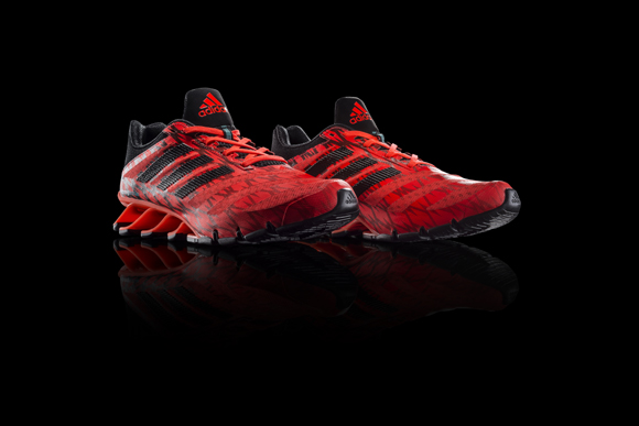 adidas Officially Introduces Heel-Only Springblade Ignite 7