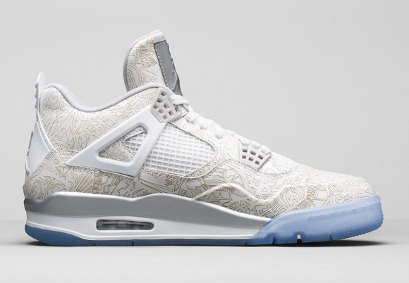 30th Anniversary Laser 4s 6