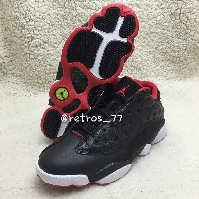 Air Jordan 13 Retro Low  Playoff  - Detailed Look + On-Foot ... 769f8d5ef